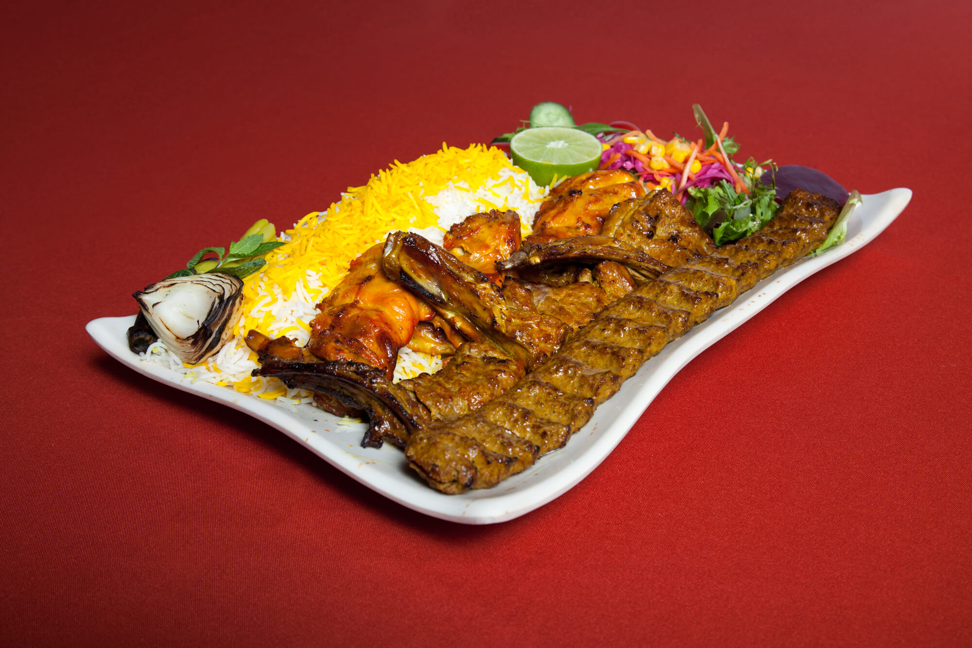 Persian Food Westwood Ca