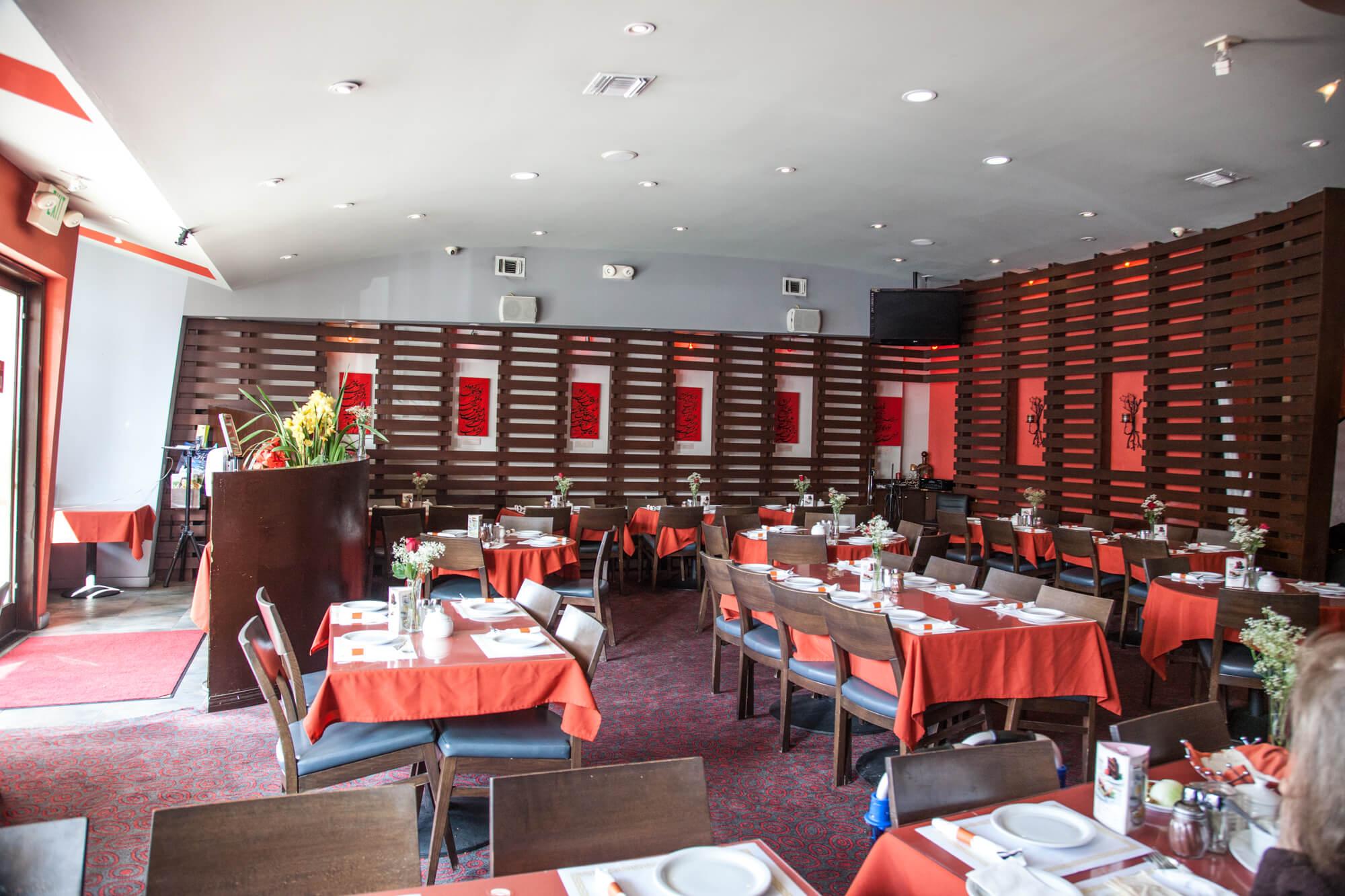 Farsi Cafe Los Angeles Ca